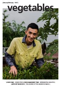 Vegetables Australia Jan/Feb 2017