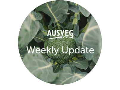 AUSVEG Weekly Update – 25 July 2017