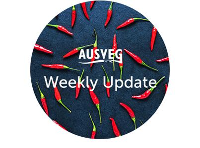 AUSVEG Weekly Update – 8 August 2017