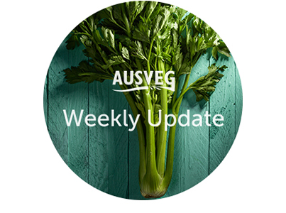 AUSVEG Weekly Update – 19 September 2017