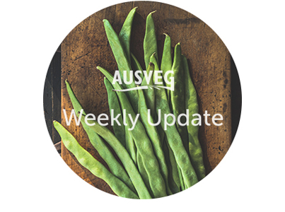 AUSVEG Weekly Update – 5 September 2017