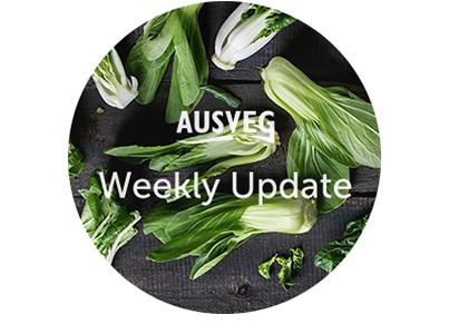 AUSVEG Weekly Update – 13 August 2019