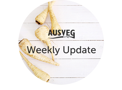 AUSVEG Weekly Update – 21 November 2017