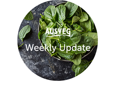 AUSVEG Weekly Update – 14 November 2017
