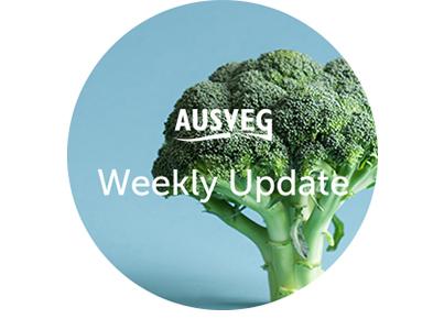 AUSVEG Weekly Update – 12 December 2017