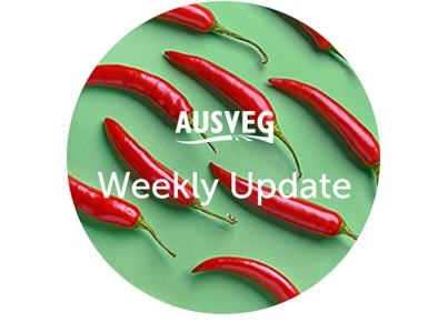 AUSVEG Weekly Update – 19 December 2017