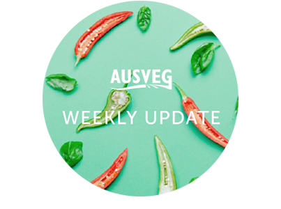 AUSVEG Weekly Update – 22 May 2018