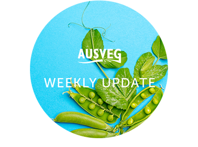 AUSVEG Weekly Update – 21 August 2018