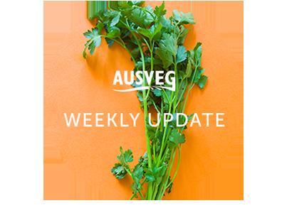 AUSVEG Weekly Update – 17 November 2020