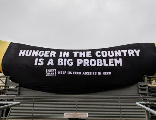 Latest Foodbank Hunger Report shows food security in country Australia is a big problem