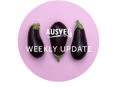 AUSVEG Weekly Update – 9 October 2018