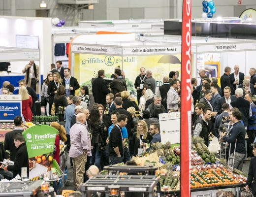 Three weeks to go until Hort Connections 2019: 'Growing our Food Future'