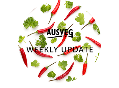 AUSVEG Weekly Update – 02 February 2021