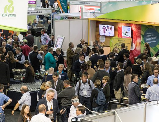 Hort Connections exhibitor positions filling up fast – only 10% of booths remaining!