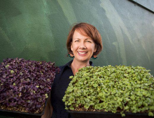 Kate Rehbein: Sharing the Bunda Ginga tale