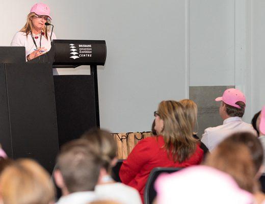 AUSVEG and Boomaroo Nurseries urge delegates to help 'Share the Dignity'