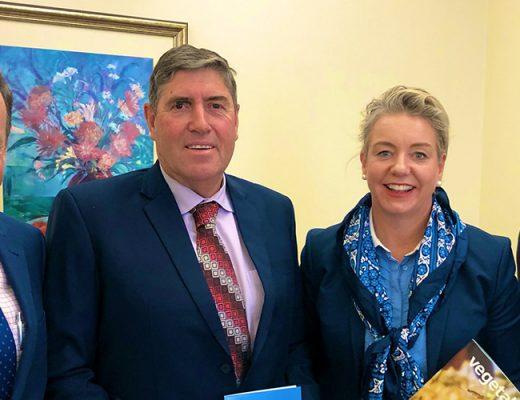 Triple A Update – AUSVEG's Advocacy Activities: AUSVEG meet with new Agriculture Minister