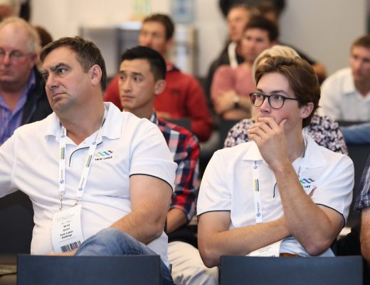 Vegetable grower seminar provides insights on innovations and technologies