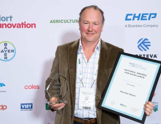 Tasmanian exporter Harvest Moon crowned Exporter of the Year