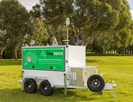 Mobile Pest Surveillance Units To Give Plant Industries Vital Pest And Disease Information