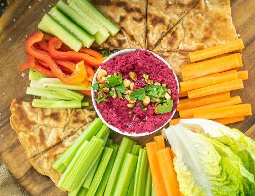 Veg focus on Channel Ten's My Market Kitchen