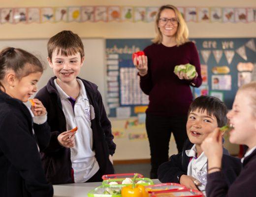Vegetable growers encourage educators to Taste & Learn to get kids to eat more veggies