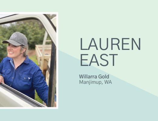 Lauren East: Making her mark in the west