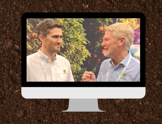 Soil Wealth ICP on show at Hort Connections 2021