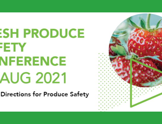 Register to attendFPSC's virtual Fresh Produce Safety Conference