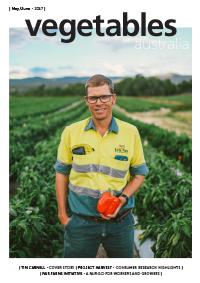 Vegetables Australia May/Jun 2017